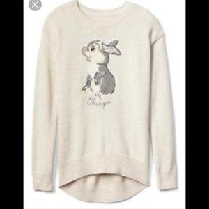 GAP Kids Disney Sequin Thumper Sweater